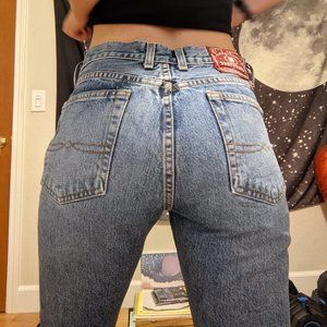 Lucky Brand Plain Jane Flare Jeans